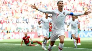 World Cup 2018: Cristiano Ronaldo Nets As Portugal Beat Morocco