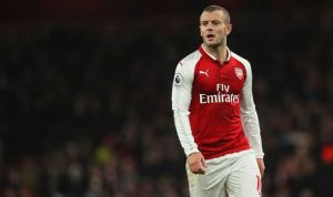 Arsenal Midfielder Wilsherel Announces Exit After Spending 17 Years At The Club