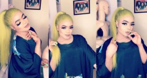"""Na Politicians Dey Rush Us"" – Bobrisky"