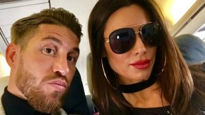 She Said Yes! – Real Madrid Star, Sergio Ramos Engaged to TV Presenter, Pilar Rubio (Photos)