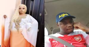 """I Thought You Had Sense"" – Bobrisky Slams Comedian, Lively for Calling Him and Blackface Bad Mentors"