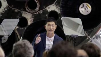 Yusaku Maezawa, SpaceX's First Private Moon Flight Passenger