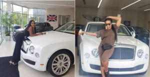 Bentley Is Nothing, I Will Buy a Private Jet For Jayce Next – Linda Ikeji Brags