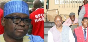 BREAKING: Fayose Pleads Not Guilty, Remanded In Custody