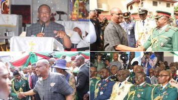 Wike Military Officers