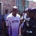 Emmanuel Okafor, Emmanuel Okafor Arrested
