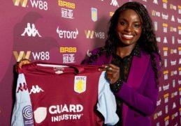 Aston Villa's First-ever Women's Sporting Director, Eniola Aluko