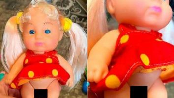 World's First Transgender Children's Doll, Photo of World's First Transgender Children's Doll