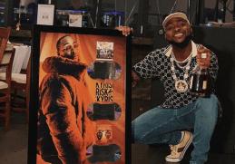 """Davido's Sophomore Album """"A Good Time"""" Goes Platinum"""