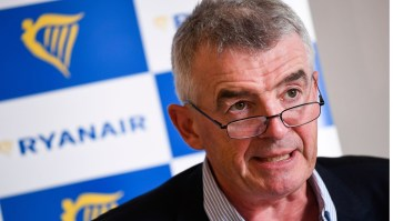 Outrage As Ryanair CEO Says Terrorists Are 'Generally Muslims'