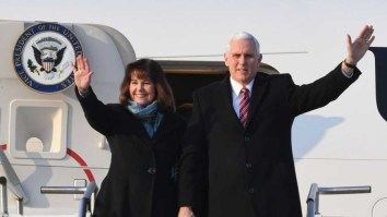 Mike Pence and wife Karen Pence