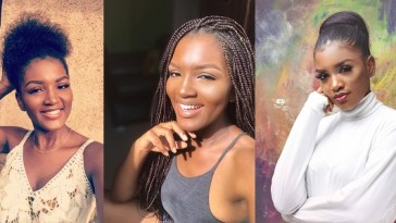 Mercy Aigbe's step-daughter, Adeola Oluwabusayo Gentry