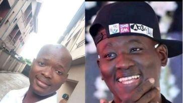 Victor Edet and Pastor Leke Adeboye