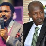 Emmanuel Omale and Ibrahim Magu