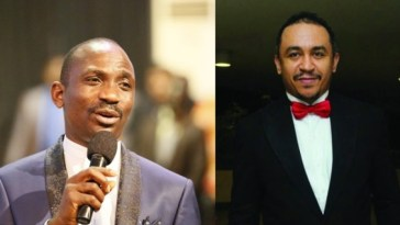 You're a mad dog with bipolar – Pastor Paul Enenche attacks Daddy Freeze for calling Bishop Oyedepo a 'bald-headed fowl'