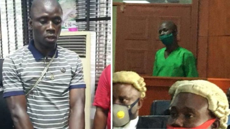 BREAKING: Port Harcourt Serial Killer, David West Sentenced To Death By Hanging