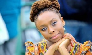 Image result for Noni Salma and chimamanda
