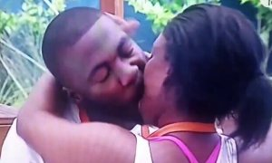 Bisola and Bally's passionate love session