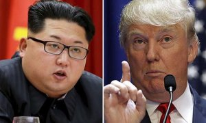 Trump-and-Pyong north korea usa