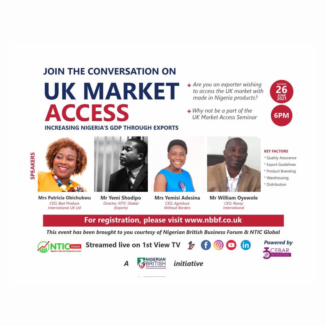 UK market Access