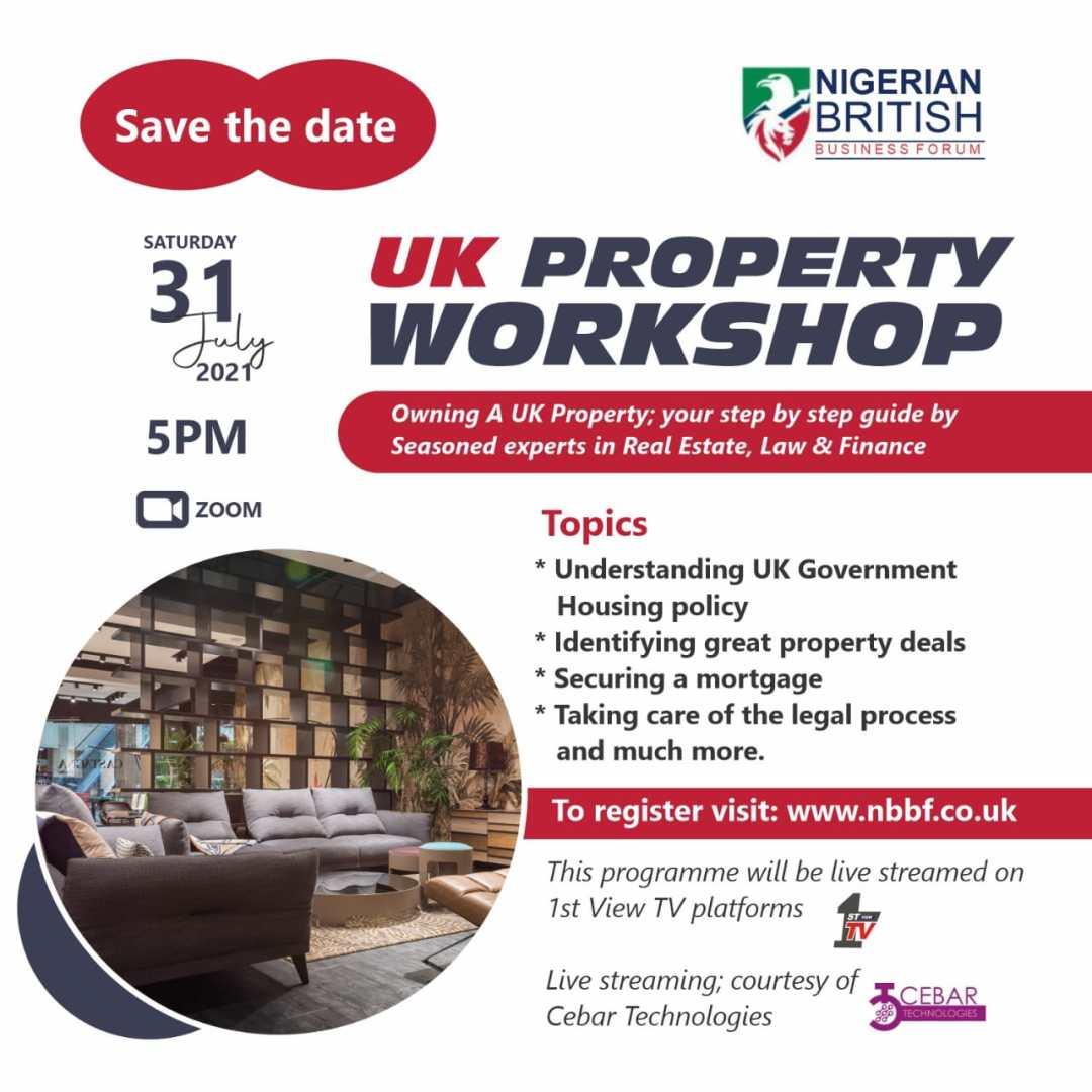 UK property workshop