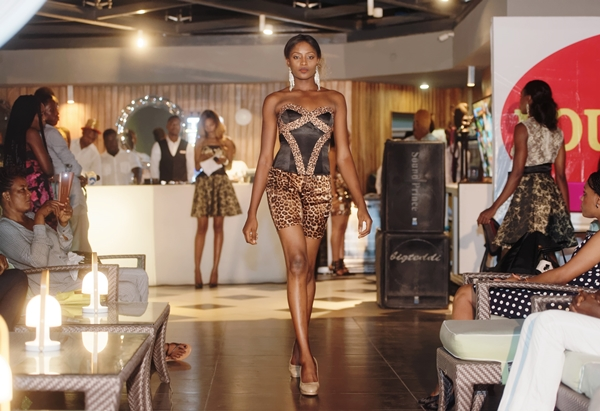 Frank Osodi by Couture Bunor collection showcasing at LoudNProudLive Luxury Edition