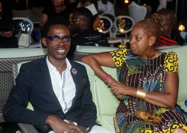 Ovo Ogufere with Ngozi Omambala MD_CEO LoudNProudLive