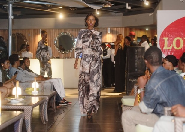 David Tlale showcases this new exclusive collection at LoudNProudLive Luxury Edition