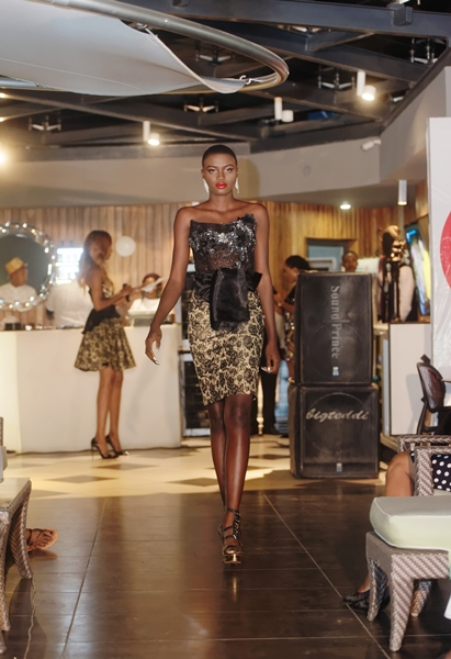 Frank Osodi showcases at LoudNProudLive NYE Luxury Edition