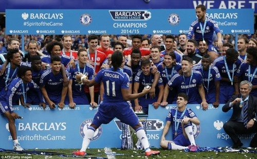 Chelsea vs Crystal Palace.