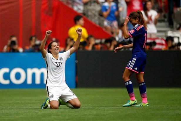 USA vs Japan