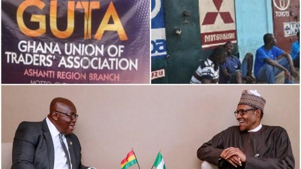 Ghana Nigeria Trade Debacle