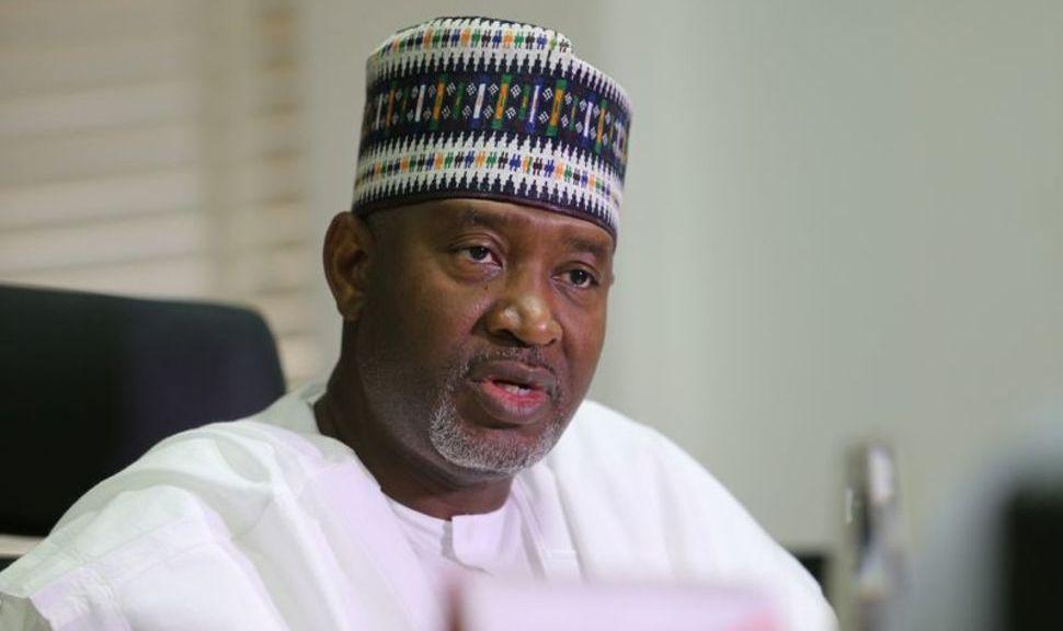 Hadi Sirika, Nigeria's minister of state on aviation