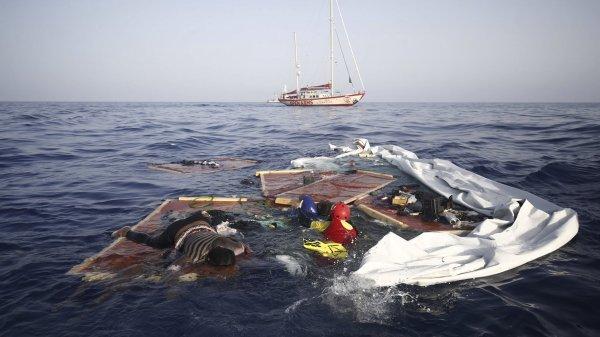 The dangers of irregular migration