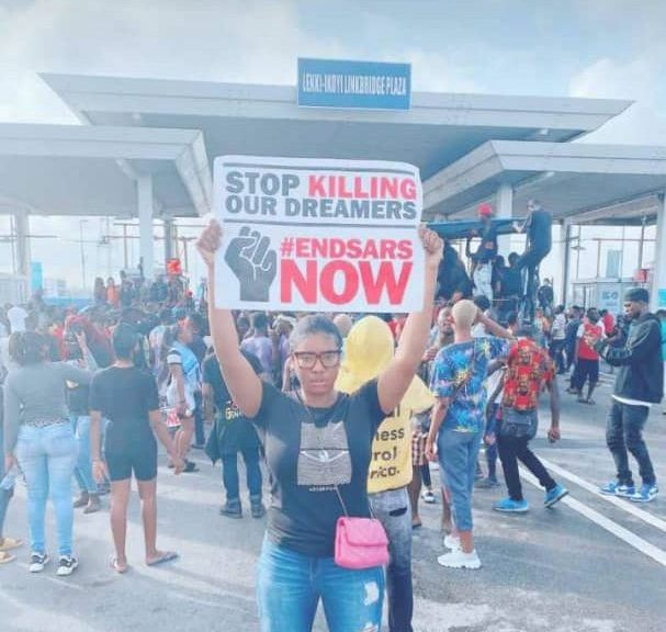Protesters Plan a second Return to Lekki Toll Gate