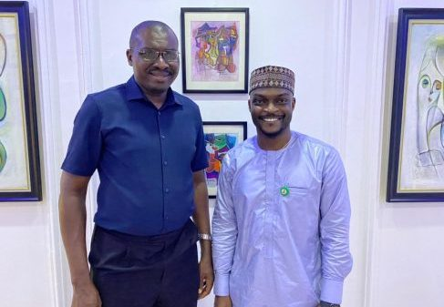 Law Meets Art:Legal Luminary Congregates with Nomzky at his Artpedia Gallery