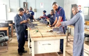 problems of vocational education