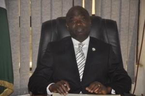 Sir Ude Oko Chukwu, Deputy Governor of Abia State