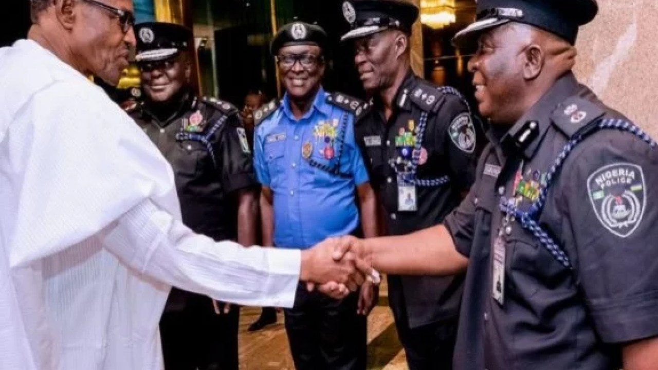 New Police Salary Structure as approved by President