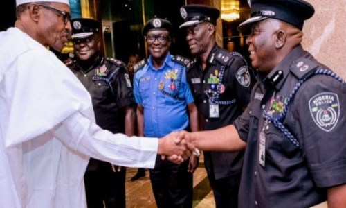 New Police Salary Structure as approved by President Muhammad Buhari