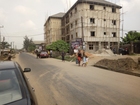 Ehere Road, Aba