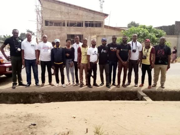 Members of Abia OMPAN
