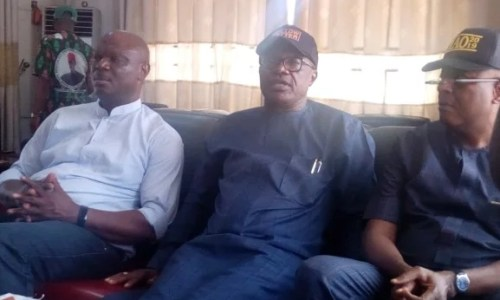 Sen. Mao Ohuabunwa Alleges Plots by Dr. Orji Uzor Kalu to Rig the Forthcoming Abia North Senatorial Election