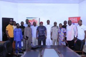 Abia State CPS Meets with Abia Online Media Practitioners; Solicits for Their Partnership.