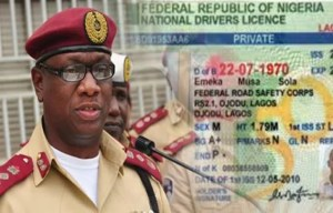 """FRSC Orders Drivers to Use """"Bypass Capture Scheme"""" When Renewing Their Drivers License"""