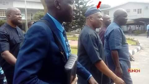 Senator Orji Uzor Kalu Sentenced to 12 Years Imprisonment for Fraud
