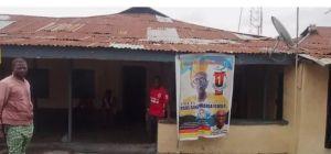 Childhood home of Odion Ighalo