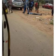 Man Beats Taxi Driver to Death in Owerri After Both of Their Cars Collided