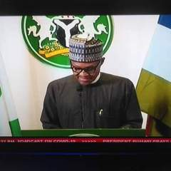 COVID-19: Buhari Ordered for the Total Lockdown of Lagos, Abuja, and Ogun State