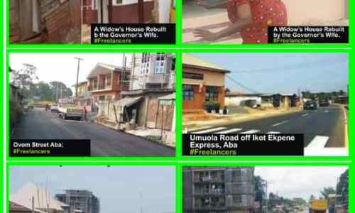 Aba And Abia Environs Having A New Look